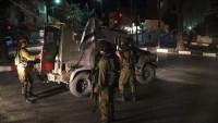 İşgal Güçleri Batı Yaka ve Kudüs'te 12 Filistinliyi Gözaltına Aldı