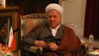 Ayetullah Haşimi Rafsancani'nin hayatına kısa bir bakış