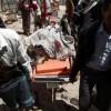 Suudi Arabistan Yemen'de Bir Cenazeyi Vurdu