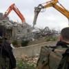 İşgal Yönetimi Kudüs'ün Doğusunda Filistinlilere Ait Bir Evi Yıktı
