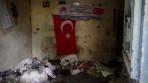Foto: Halep'in doğusunda Türk bayraklı kimyasal silah üretim merkezi