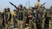 Pakistan'da sınır muhafızlarına silahlı saldırı : 5 ölü