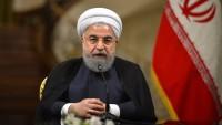 İran Cumhurbaşkanı Ruhani, İslam ülkeleri liderlerine Hz. Peygamberinin(S) doğumunu tebrik etti