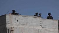 İşgal Güçleri El-İseviyye'yi Adeta Askeri Kışlaya Dönüştürdü
