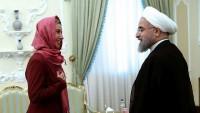 Mogherini İran'a gidecek