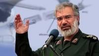 General Ali Fedevi: ABD'nin bölgedeki varlığı güvensizliği daha da arttırdı