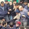 Azerbaycan'da Bir Camii Yıkıldı, Protestolar Başladı