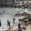 Mekke'deki kazada 107 kişi öldü, 32 İranlı yaralandı.
