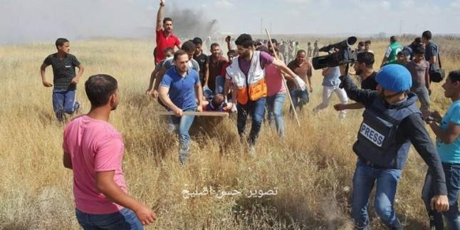 Foto: Filistin Halkı Siyonist Düşmana Karşı Kıyama Kalktı