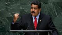 Maduro'dan ABD'ye: Burnunuzu Venezuelaya sokmayın!