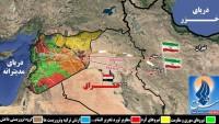 Foto: İran'ın IŞİD'e Attığı Füzelerin Mesafesi…