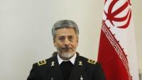 İran Deniz Kuvvetleri'nden serbest sularda büyük atılım