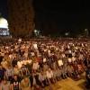Filistinli Gençler Mescid-i Aksa'nın Doğu Kesimini Yeniden Canlandırdı