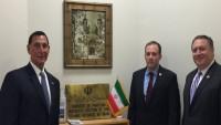 Üç Cumhuriyetçi senatör İran'a seyahat talebinde bulundular