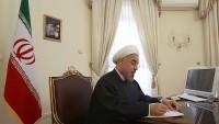 Ruhani, Ferecullah Silahşör için başsağlığı diledi