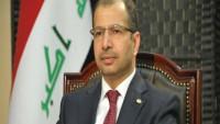 Irak Meclis Başkanı'na yurtdışına çıkış yasağı