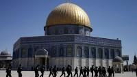 Siyonistlerin Mescid-i Aksaya Baskınları Sürüyor…