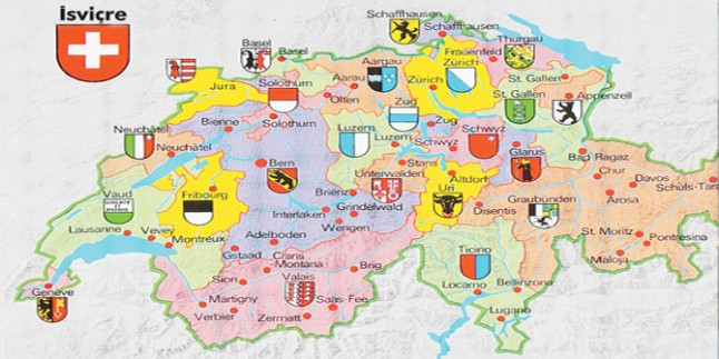 İsviçre'de 3 Yasa İçin Referandum Yapıldı…