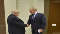 Putin kendisine verilen görevi layıkıyla(!) yerine getiriyor