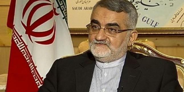 Alaeddin Brucerdi: İran Toplu Kıyım Yapan Silahlardan Temizlenmiş Bir Dünya Olması Gerektiğine İnanıyor…