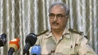 Libya Ulusal Ordusu Komutanı: İsrailden(!) Gelecek Yardımları Reddetmeyiz…