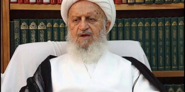 """Ayetullah Mekarim Şirazi: """"IŞİD'ın İslam dini ile ilgisi yok"""""""