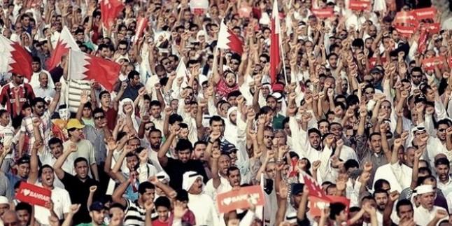 Kahraman Bahreyn halkı siyonist uşağı rejime boyun eğmiyor