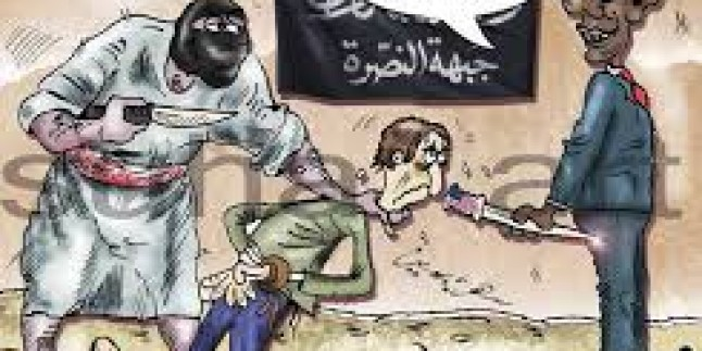 Abd terörist diye mazlumları öldürüyor…