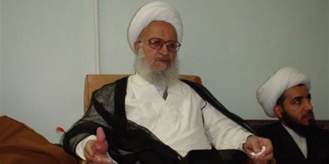 Ayetullah Mekarim Şirazi: Tekfirci Örgütler Hem İslam'a Hem Beşeriyete Darbe Vuruyor…