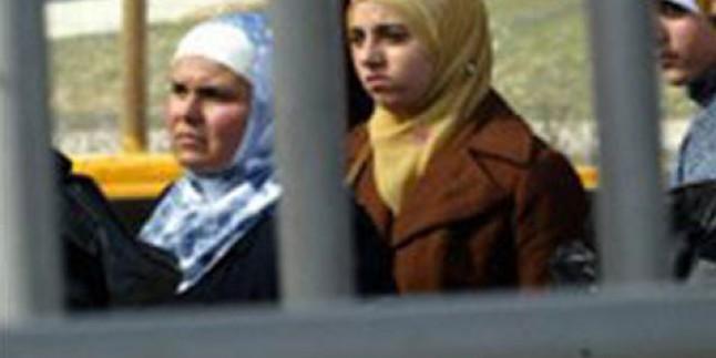 Siyonizm Zindanlarında 21 Kadın Esir Var…