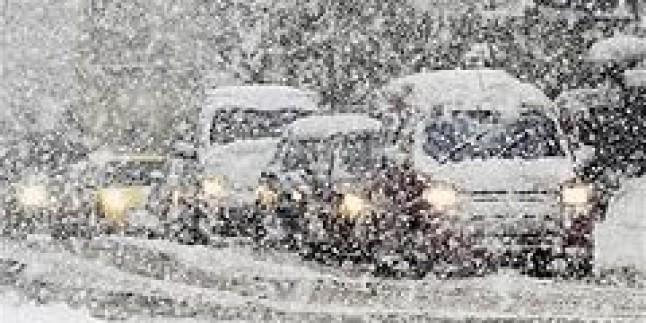 Van'da Kar Yağışı Ağırlığını Hissettirdi…