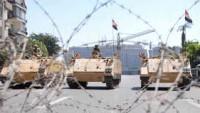 Tahrir Meydanı kapatıldı