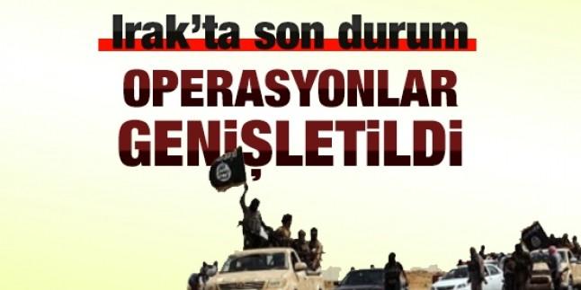 Irak Ordusunun İşid Operasyonları Devam Ediyor…
