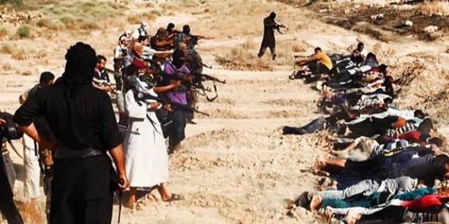 Işid Irak'ta savunmasız halkı katletmeye devam ediyor…