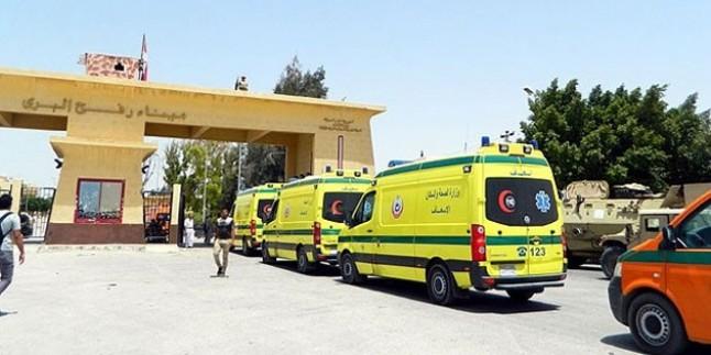 """Refah Sınır Kapısı """"tek yönlü"""" açıldı"""