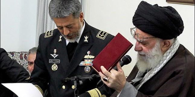 Deniz Kuvvetleri Günü Münasebetiyle İmam Hamaney Deniz Kuvvetleri Komutanını Kabul Etti…