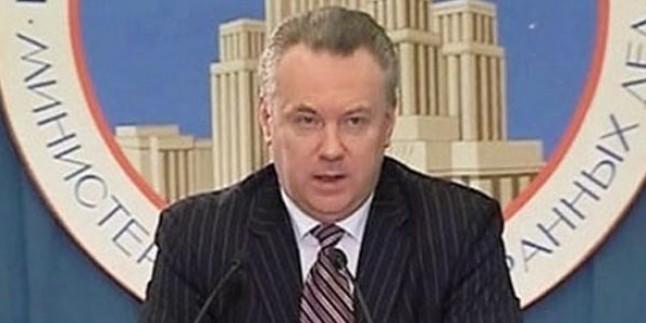 Rusya: Ankara'yla Suriye krizinde tutumlarımız farklı