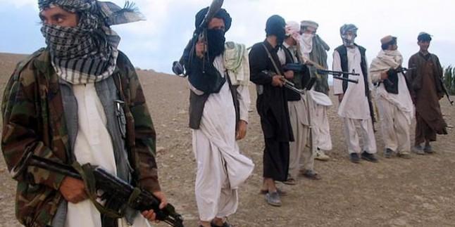 Taliban'dan intikam alan kadın…