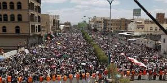 """Yemen'de """"hak"""" iktidara gelince """"batıl"""" yardım çağrısı yaptı"""
