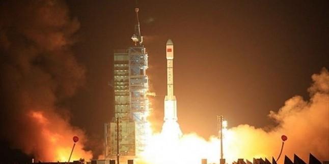 Çin-Brezilya Ortak Yapımı CBERS-4 Uydusu Uzaya Fırlatıldı…