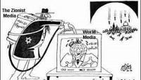 Karikatür: Dünya Medyası Siyonist Medyanın Elinde …