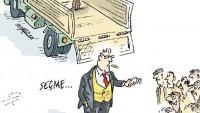 Karikatür: Seçen Mi ? Seçtirilen Mi ?