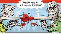 Karikatür: Sorumlu Arayan mı Var ?