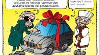 Karikatür: İsraftan Kaçınan (!) Diyanet …