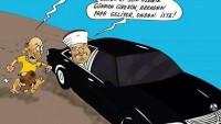 Karikatür: Mercedes'in Zekatı