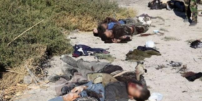 Işid Komutanı Öldürüldü