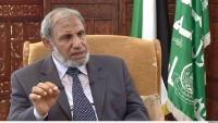 Mahmud Ez-Zehhar: Bütün Arap Ülkelerinin Filistin Davasına Destek Vermelerini Umut Ediyoruz…