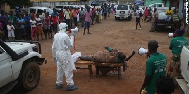 Dünya Sağlık Örgütü: Ebola'dan 6 bin 300 Kişi Hayatını Kaybetti…