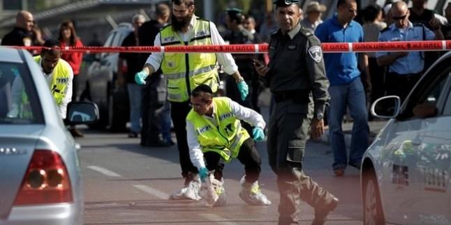 İsrail'de markete bıçaklı saldırı