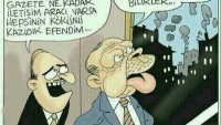 Karikatür: Gerçeklerin Açığa Çıkmaması İçin Ellerinden Geleni Yapıyorlar…